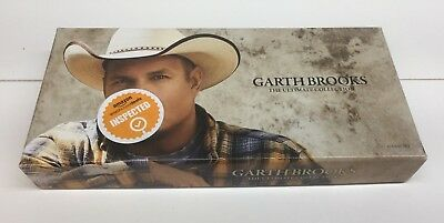 """Garth Brooks """" The Ultimate Collection """" 10 Disc Cd Box Set"""