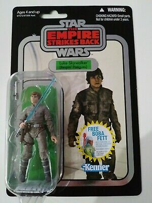 Star Wars Vintage Collection Luke Skywalker Foil VC 04