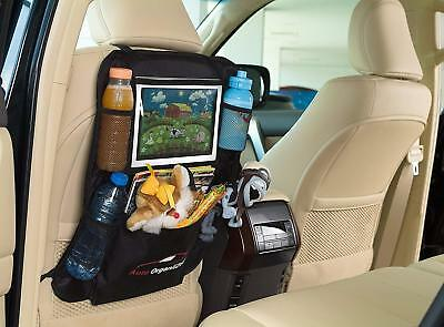 Car Backseat Organizer by Auto OrganiiZed for Kids Toddlers Holds Tablet Devices
