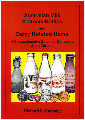 Australian Milk and Cream Bottles and Dairy Related Items: A Comprehensive...