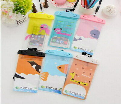 Waterproof Pouch Dry Bag Protector Case Travel Hiking Wallet Iphone
