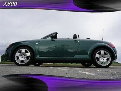 2001 TT 225hp quattro Navigation Desert Green Pearl Effect Audi TT with 152,973 Miles available now!