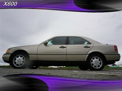 1997 C-Class C 280 1 Owner 80k Gold Mercedes-Benz C-Class with 88,942 Miles available now!