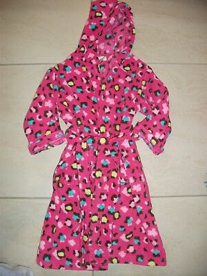 Girls Size 5 Winter Dressing Gown