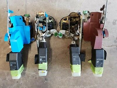 Holden Vy Ss Commodore Central Locking Door Actuators Calais Statesman Hsv