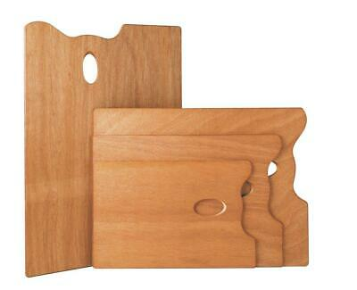 Mabef : RECTANGLE Wooden Palette 25 x 35 cm (3.7mm thick)