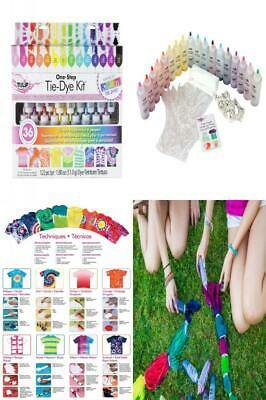 "I Love To Create 32378""Tulip One-Step 18"" Tie Dye Kit, Multi-Colour"
