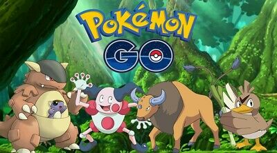Pokemon Go Regionals Catching Service *All Avaliable*