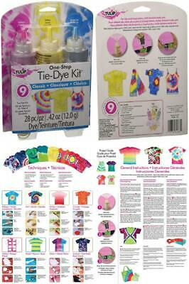 Tulip One-Step Tie-Dye Kit Med Classic