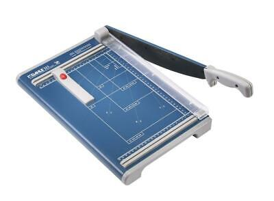 Dahle A4 Guillotine 340mm Cutting Length/ 1.5mm Capacity - Blue