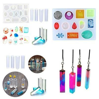 Jatidne Silicone Resin Moulds for Jewellery Making Epoxy