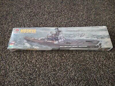 AIRFIX No SCALE 1/600 MOSKVA HELICOPTER CARRIER MODEL KIT