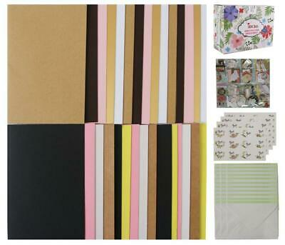 IDULL Card Making Kits with 30 Cards, 30 Love Assorted