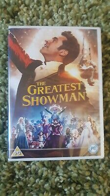 The Greatest Showman Dvd. Brand new and sealed.