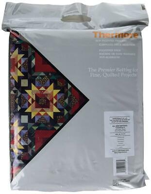 Hobbs Thermore Ultra-Thin: 90 x 108in (Queen), Cotton Blend, White,...