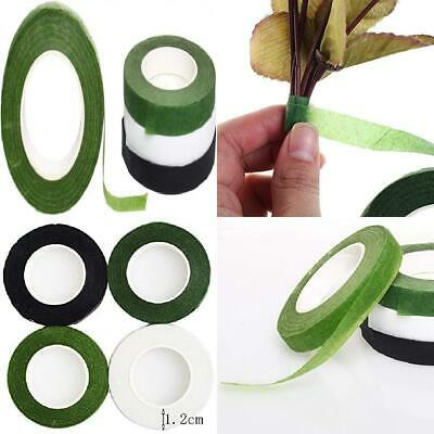 Borte 4 Rolls Floral Wire Tape, Stem Flower Tape For Wrap for Bouquet...