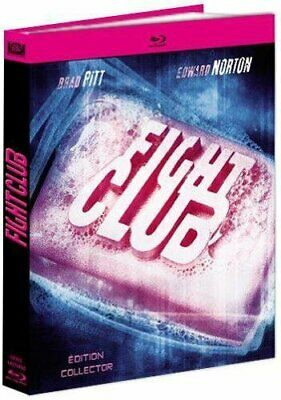 Fight Club Blu-ray Digibook Collector + Livret NEUF sous blister