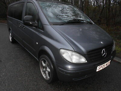 Mercedes Vito Traveliner - 2005 - 2.1 Cdi - 6 Speed Manual