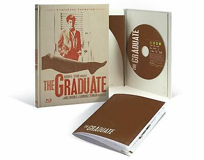 The Graduate (Le Lauréat) Blu-ray Digibook Collector + Livret NEUF