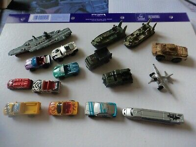 micro machines Micromachines cars and military