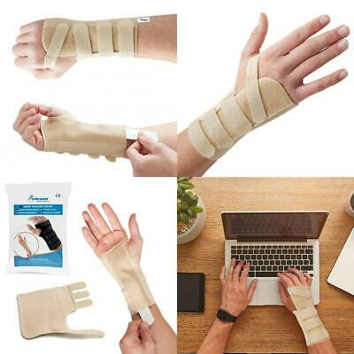 Actesso Tri-Weave Wrist Support Splint Brace - Relieves Pain from Carpal...