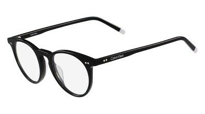 aaae23cc692 CALVIN KLEIN CK5937 001 47 19 New BLACK Authentic MEN Women ...