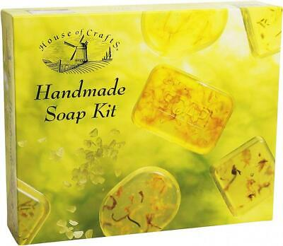 House of Crafts Handmade Soap Kit