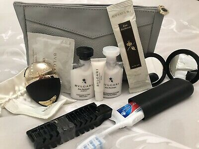 emirates first class Ladies amenity kit