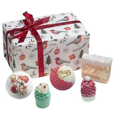 Bomb Cosmetics Robin the Rich Handmade Wrapped Gift Pack [Contains...