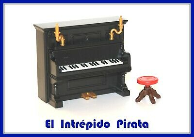 PLAYMOBIL - Piano City Western Orquesta Set 6527 Victoriano Ciudad Lujo