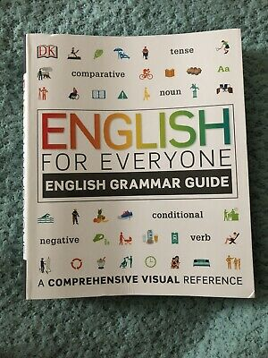 SOFT COPY (PDF)ENGLISH for Everyone: English Grammar Guide by