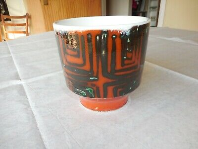 Poole Pottery Delphis Planter / Vase Shape 80