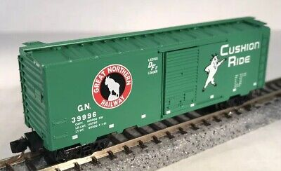 N Scale Micro Trains 20680 Box Great Northern 39996 (MINT) Free Shipping!
