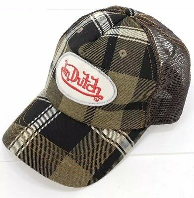 Von Dutch Trucker Hat cad2ae61c1cc