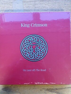 King Crimson - On and Off the Road 40th Anniversary Series