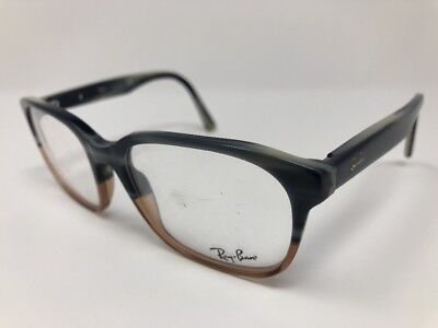 89a37b388e1 Ray-Ban eyeglasses frame RB 5340 5543 53-18 145 Blue Horn Gradient Flex
