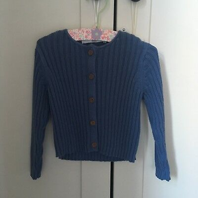 M&S Girls Cardigan 9-12 Months