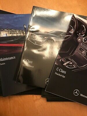 2016 Mercedes-Benz C-Class 300 / 350e / 450 / AMG 63 / 4Matic Owners Manual