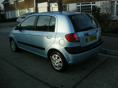 Hyundai Getz 1.1 Cdi Petrol 5 Door Superb Car