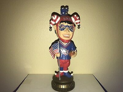 "Rare Limited Edition Super Bowl XXXVI ""Stripes"" New Orleans Mascot  Bobblehead dfbdc7b6f"