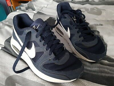 low priced a3918 ff00a Baskets Nike Air Max Command marine Pointure 38.5