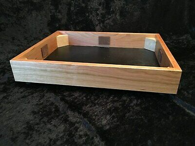 New Cherry Plinth (Base) for Thorens TD160 And Others, Ready To Ship