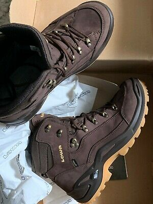 LOWA RENEGADE GORE TEX Hiking Boots Size 11 Wide $177.95