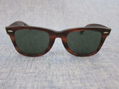 Vintage Sunglasses Ban Bauschamp; In Ray 5022 1960s Tortise Lomb Made Usa m80NnwvO
