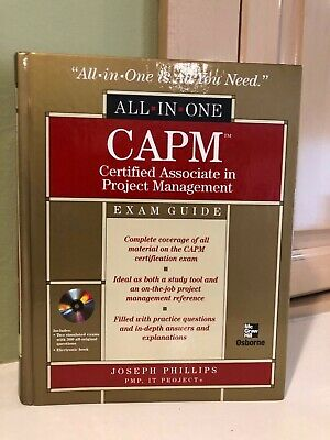 CAPM : Certified Associate in Project Management: Exam Guide by Joseph Phillips