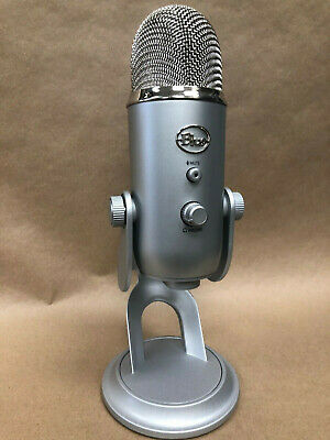 Blue Microphones Yeti USB Microphone - Platinum Edition USED-MINT CONDITION