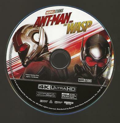 Marvel Ant-Man and the Wasp 4K Ultra HD Disc Only