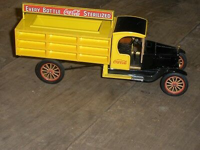 Danbury Mint 1927 Ford Coca-Cola Delivery Truck - Truck Only,    PRICE DROP!!!!!