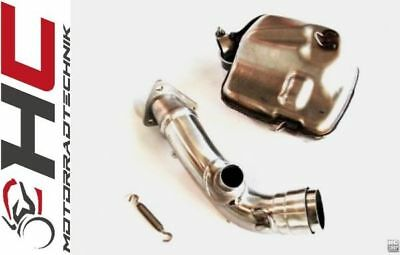 Aprilia Caponord 1200 Resonator Kit