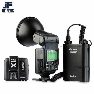 Godox AD360II-N Wireless TTL Portable Flash Speedlite + X1 transmitter for nikon